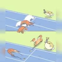 Crustacean race